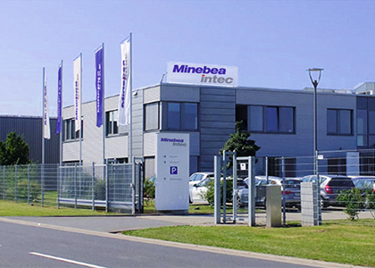 Photo of Minebea Intec Bovenden GmbH & Co. KG