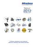 Annual report year ended March 31, 2012 Cover