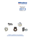 Annual report year ended March 31, 2013 Cover