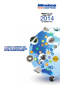 Annual report year ended March 31, 2014 Cover