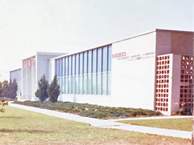 image : Acquisition of U.S. REED Instrument Corp. (1971)