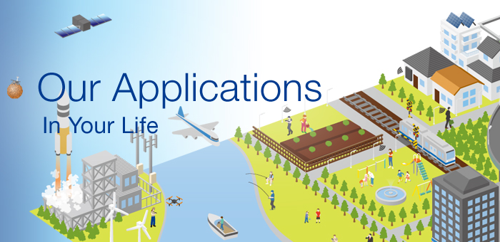 Our Applications