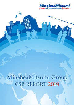 MinebeaMitsumi Group CSR Report 2019