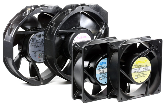 Product Photo of High Weather-Resistant, Long-Lived, High-Performance AC Fan Motor Series