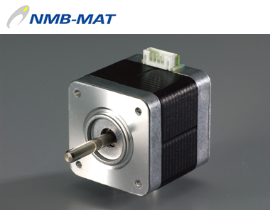 Image : High-torque 42 mm square HB stepping motor