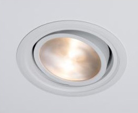 image : 7inch Bluetooth Adjustable Recessed Light CCT Model