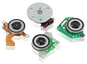 Small brushless motors