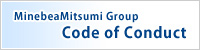 MinebeaMitsumi Group Code of Conduct