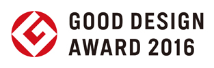 画像:GOOD DESIGN AWARD 2016