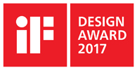 画像:iF DESIGN AWARD 2017